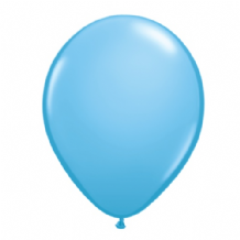 "Qualatex 9 inch Balloons - Pale Blue 9"" Balloons (Standard 100pcs)"
